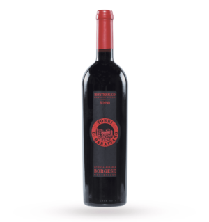 BORGESE, MONTEFALCO ROSSO DOC 2012