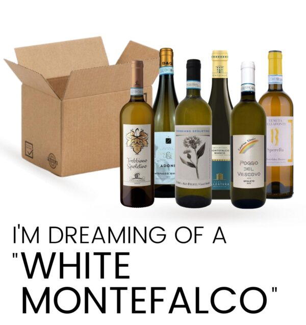 I'M DREAMING OF A WHITE MONTEFALCO