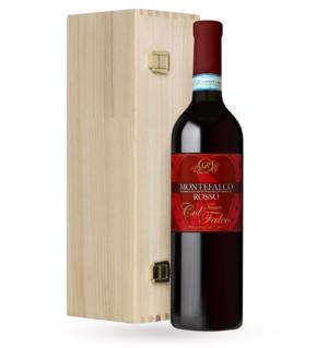 TENUTA COLFALCO RUGGERI, MONTEFALCO ROSSO DOC 2015 - MAGNUM (case in legno)