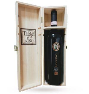 TERRE DE TRINCI, MONTEFALCO SAGRANTINO DOCG Ugolino - MAGNUM (case in legno)