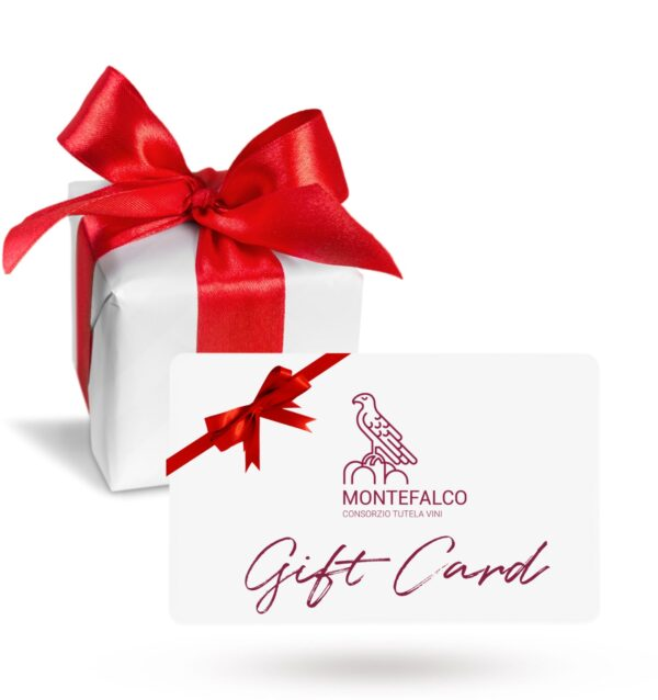 Gift Card Consorzio Tutela Vini Montefalco