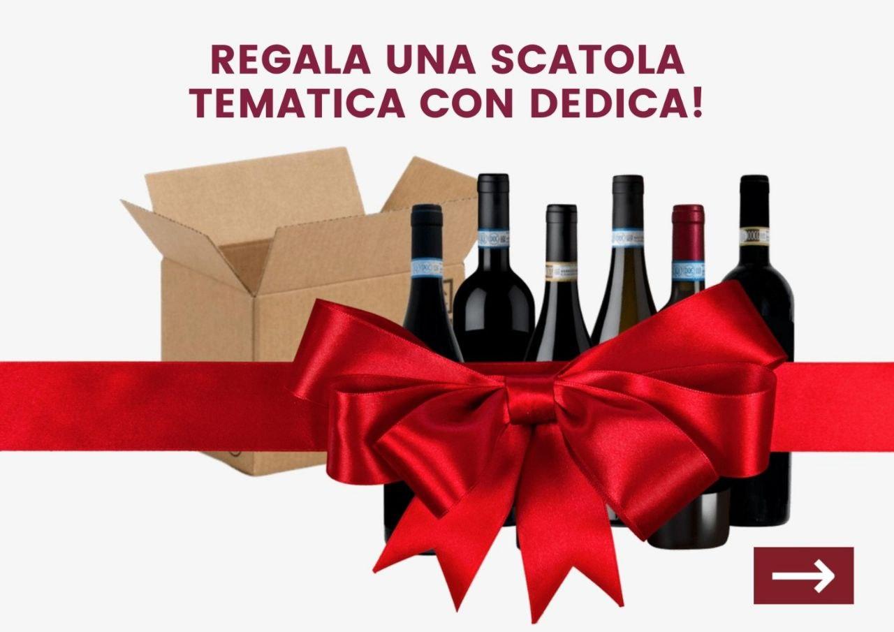 Scatola Tematica Vino Montefalco